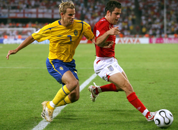 Sweden vs.England
