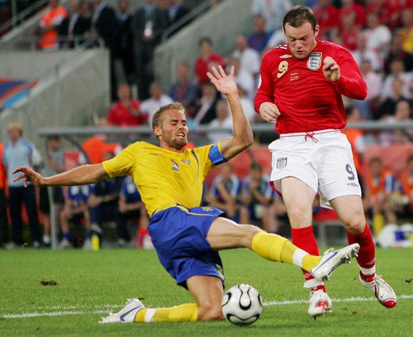 Sweden vs. England
