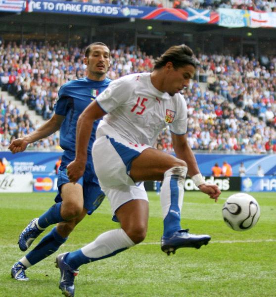 Czech vs. Italy