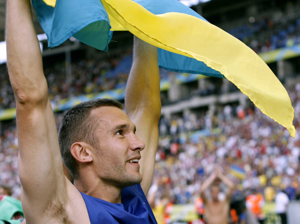 Ukraine'