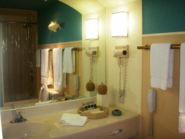 嘉賓軒住房浴室洗手台