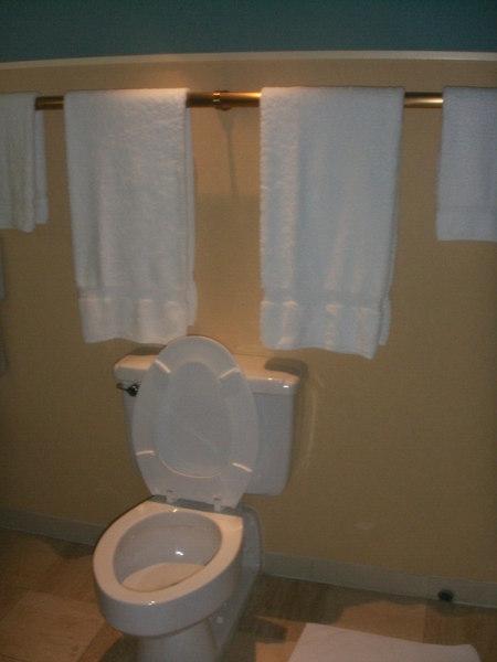 嘉賓軒住房浴室馬桶