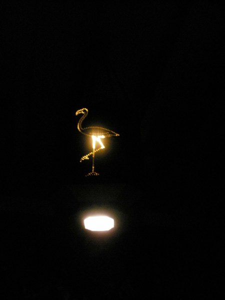 紅鶴餐廳燈飾