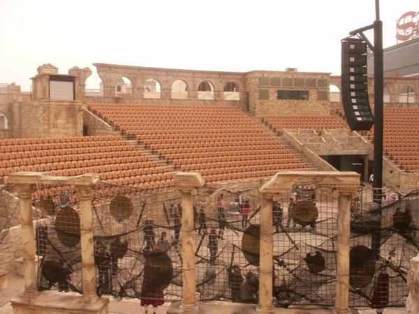 漁人碼頭古羅馬表演場