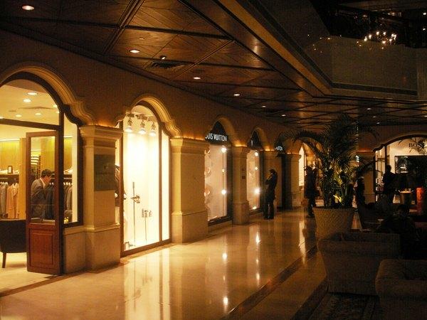 文華東方酒店精品店