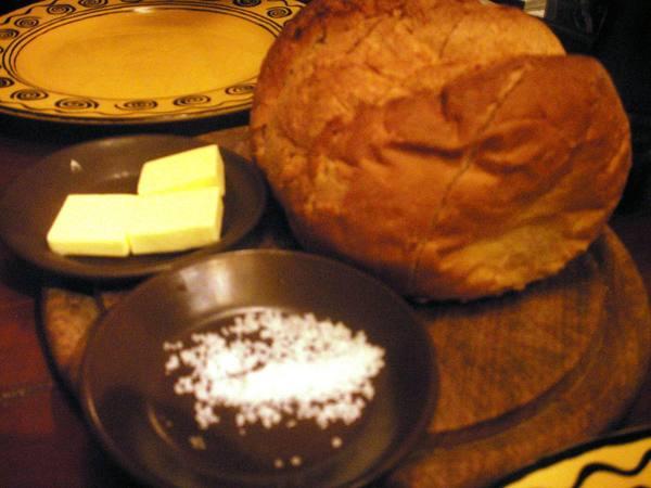 紅鶴餐廳麵包