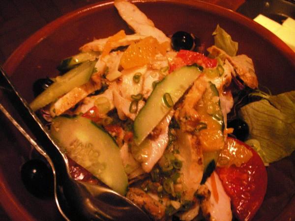 紅鶴餐廳沙拉
