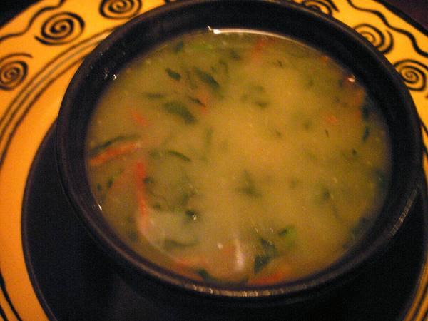 紅鶴餐廳湯