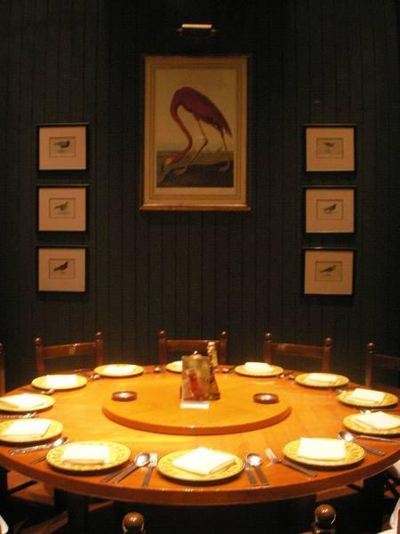 紅鶴餐廳私人包廂