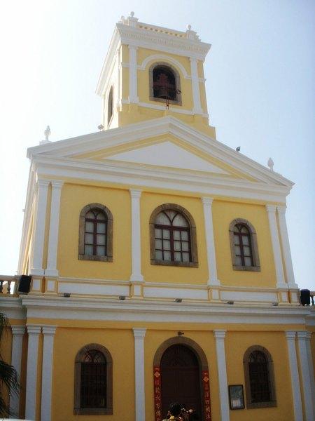 氹仔嘉莫聖母堂