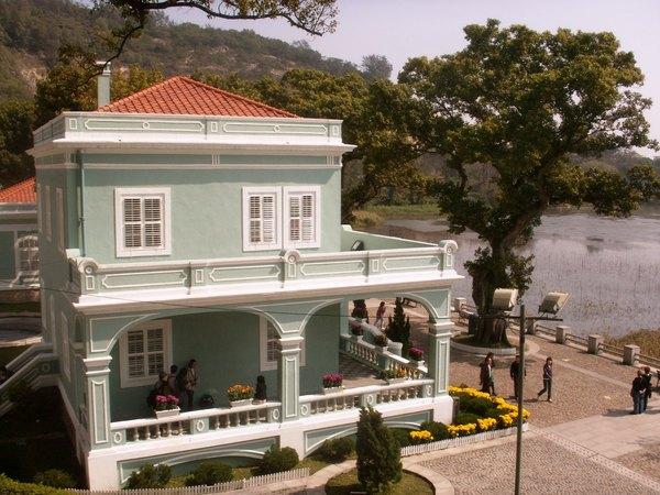 鳥瞰博物館