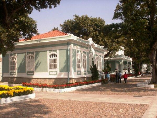 氹仔住宅博物館