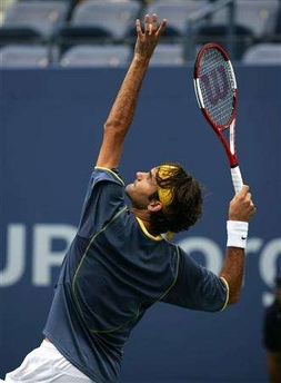 US Open 2nd R
