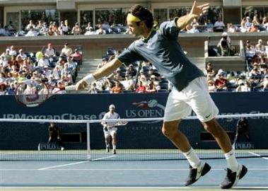 US Open Semifinal