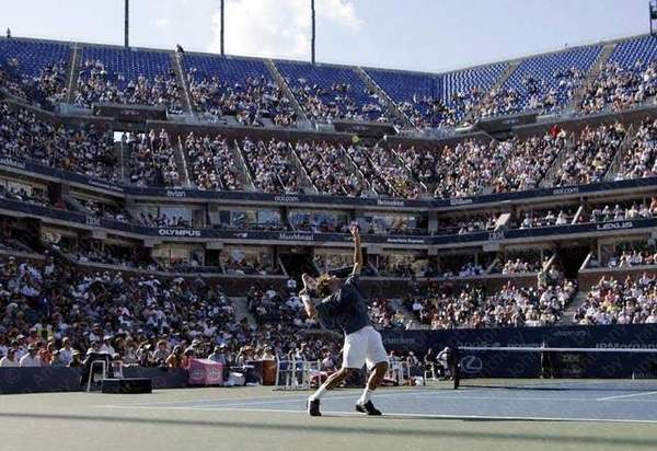 US Open Semifinal