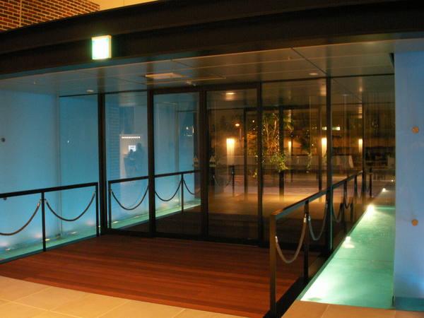 大阪環球影城飯店入口