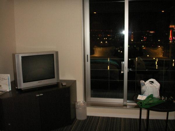 大阪環球影城飯店房間一景