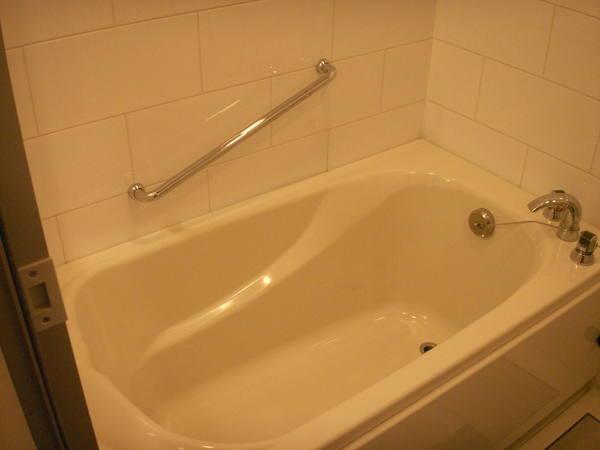 大阪環球影城飯店房間浴缸