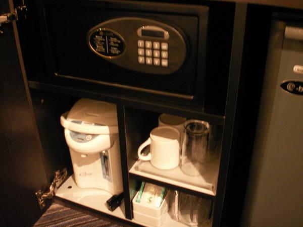 大阪環球影城飯店房間設備