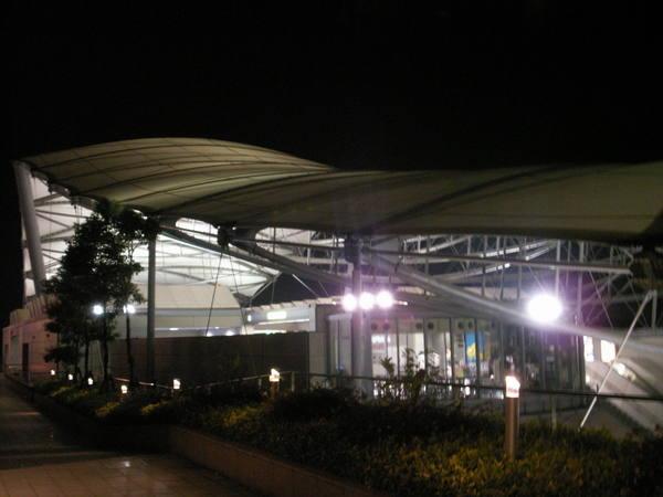 大阪環球影城車站
