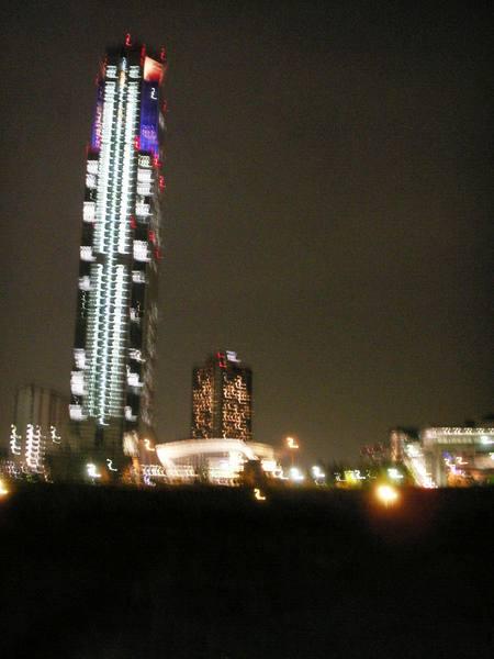 世貿中心與凱悅飯店
