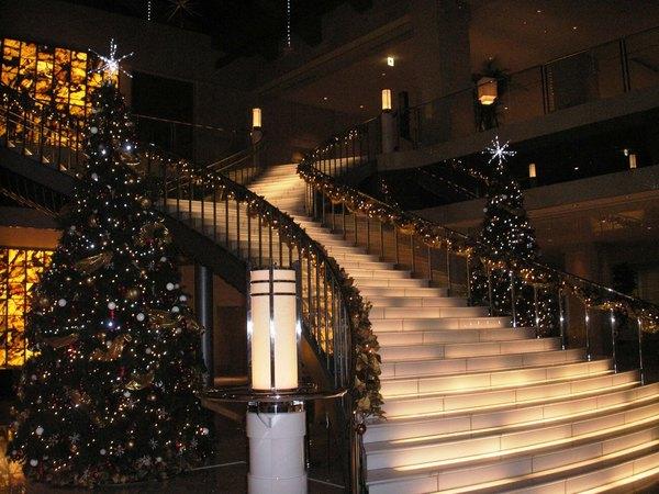 大阪環球影城日空飯店lobby