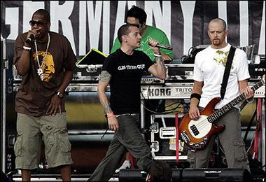 Jay-Z and Linkin Park