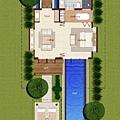 我的villa平面圖