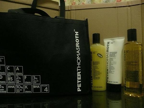 PTR 購物袋+選購產品
