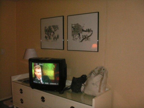 嘉賓軒住房電視