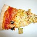 鹹食(pizza)