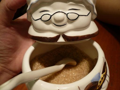 可愛的糖罐