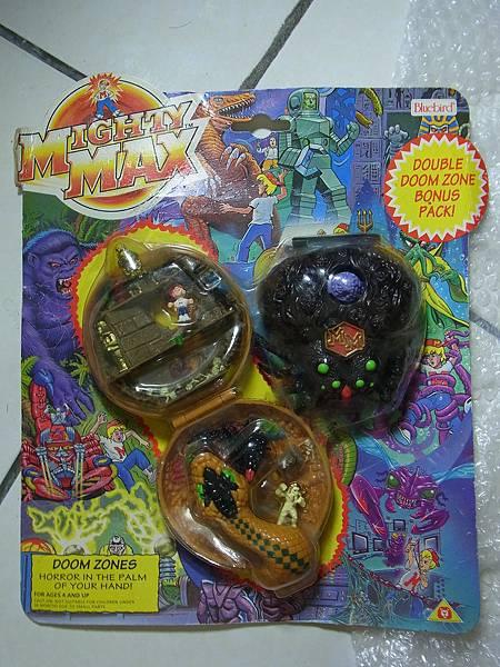 Double Doom Zone Bonus Pack!