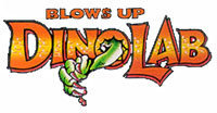 Blows up Dino Lab 擊敗大暴龍