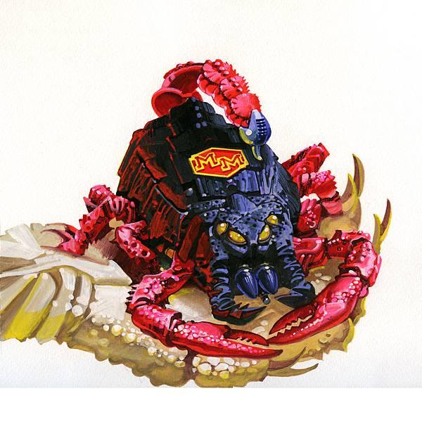 Sting Scorpion