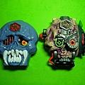 Cyberskull & Skull Dungeon