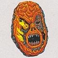 挑戰火山怪物