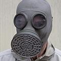 防毒面具 面罩