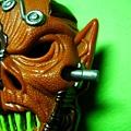 Battles Skull Warrior