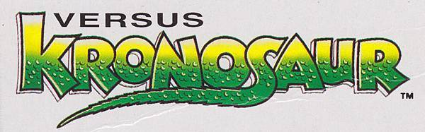 Mighty Max Versus Kronosaur
