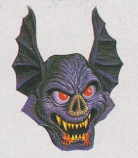 對抗蝙蝠怪魔