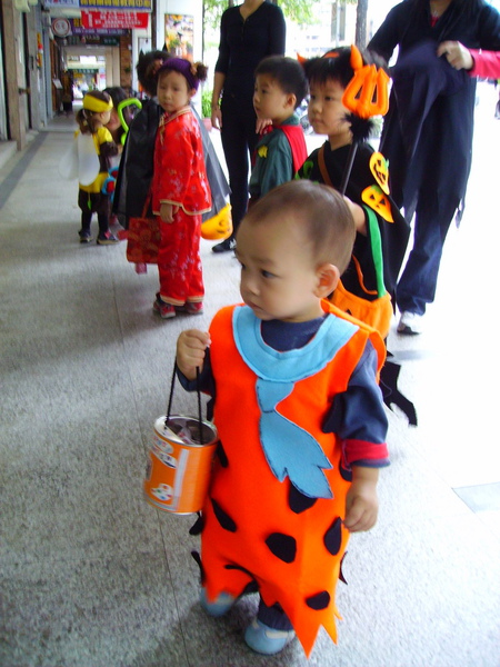 薰王子的Halloween