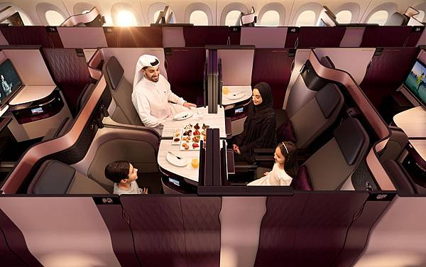 PriestmanGoode-Qatar-Airways-A350-Business-Class-Dining.jpg