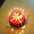 11歲,11根蠟燭~