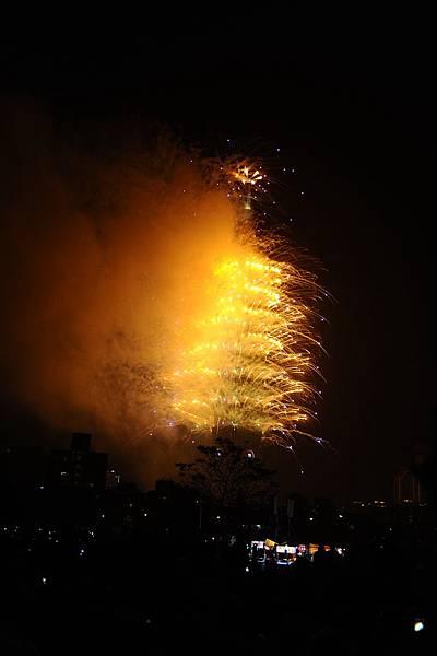 2014年101跨年煙火