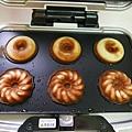 甜甜圈,完成!