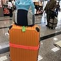 松山機場出發。