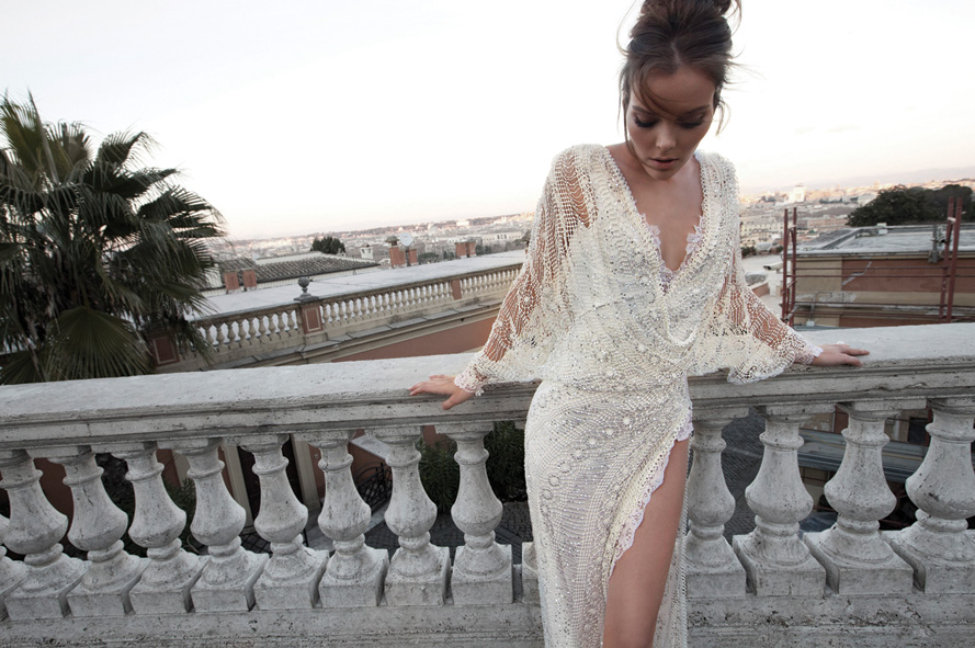 Inbal Dror 2012 summer wedding dresses 3