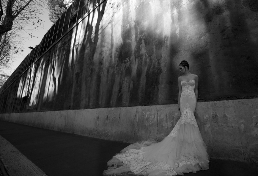 Inbal Dror 2012 summer wedding dresses 5