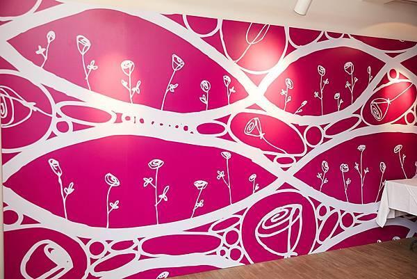 NARUKO 森玫瑰水立方保濕系列盒內紋大型輸出
